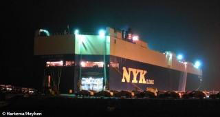 NYK executive alleges himself guilty for price fixing