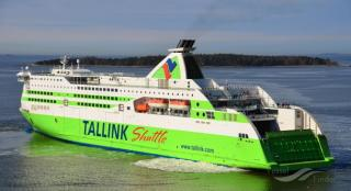 Tallink's Fast Ferry STAR Will Have A Second Level Vehicles Access Installed In January
