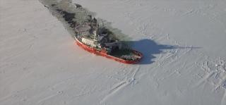 WATCH: 5 Ice Breaking Ships Braving the Arctic Circle
