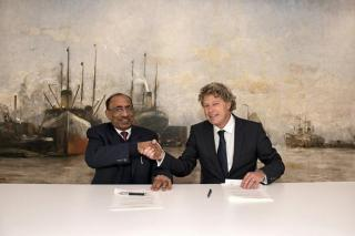Cooperation agreement signed between Port of Fujairah and Dutch Port companies