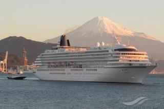 NYK-operated Asuka II Honored as Cruise Ship of the Year for 25th Consecutive Year