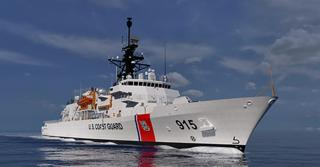 Eastern Shipbuilding Group Announces Commencement of Steel Cutting for USCGC ARGUS (WMSM-915)