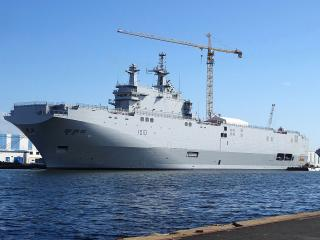 DCNS Delivers The First Mistral-Class Helicopter Carrier To The Egyptian Navy, The LHD Gamal Abdel Nasser