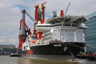 Heerema signs first wind project in Taiwan