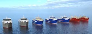 VARD secures contract for the design and construction of seven stern trawlers