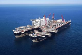 Construction contract for the first line of the TurkStream offshore section awarded to Allseas