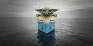 Damen delivers cable installer to Maersk Supply Service
