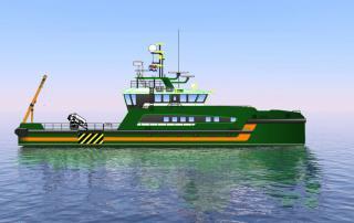 Niestern Sander Is Committed To Build More Sustainable Work Vessels