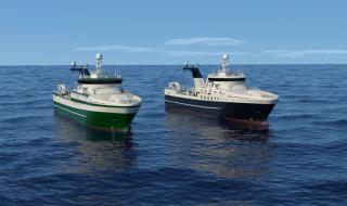 Rolls-Royce to deliver ship design and equipment for two stern trawlers
