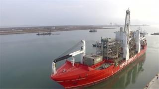 VIDEO: Hansa Heavy Lift delivers 13 modules from China to Australia for Port Pirie redevelopment project