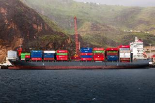 Boluda Lines recovers port stop in Santa Cruz de La Palma on North Line to transport plantain from Canary Islands to Galicia, Basque Country and Portugal