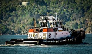 Crowley to deploy powerful tug Veteran in the Port of Los Angeles - Long Beach