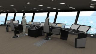 Kongsberg to Provide Integrated Navigation and Automation Solution for New Luxury Ice Class Cruise Ship