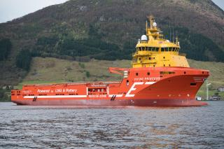 Wärtsilä makes Viking Princess the world's first offshore vessel with a hybrid energy storage solution replacing a traditional generator (Video)