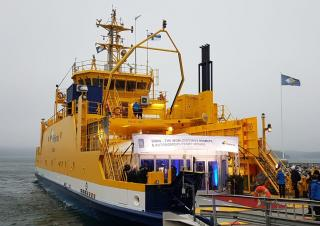Rolls-Royce and Finferries demonstrate world's first Fully Autonomous Ferry