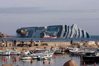 Mob drugs shipment was hidden aboard Costa Concordia on her final voyage