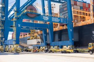 North Carolina Ports Adopts Vortex Port Equipment Simulator to Prepare for Cargoes of the Future