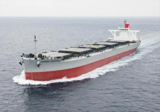 K-Line announces delivery of 'Corona' Series Coal Carrier CORONA YOUTHFUL