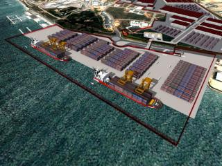 Portugal's Blue Atlantic releases '800m quay' plan to berth Panamax vessels