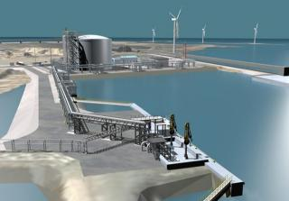 European Commission committed €23m to build LNG terminal in Pori, Finland