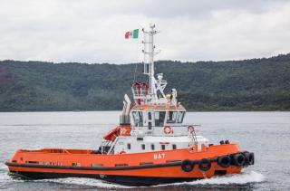 OCEAN takes delivery of first DAMEN tug