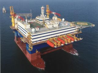 New Petrobras 5 year contract for OOS Tiradentes