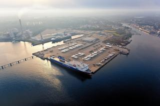 Port Of Kiel On Course For Growth