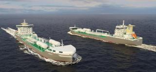 Gloryholder LGM signed contract for supply of LNG fuel gas systems to two 22,000 DWT Dual fueled Chemical Tankers