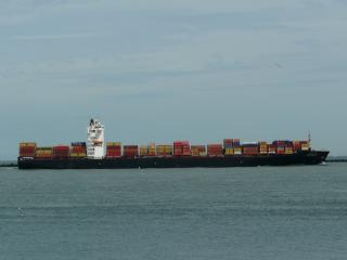 Panamax Arrested in Singapore