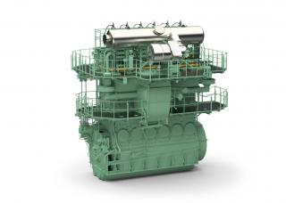 WinGD X-DF Engines Power CMA CGM's Record Containerships