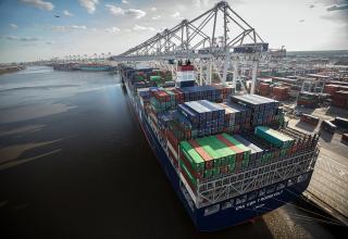 Savannah set to serve six 14,000-TEU vessels simultaneously