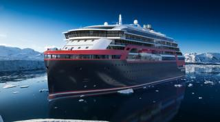 Rolls-Royce to provide green technology for polar cruises