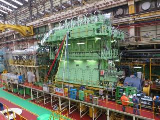 First IMO Tier III compliant Wärtsilä X72 engine with pre-turbocharger SCR passed shop test