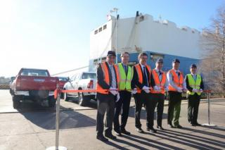 MOL Starts Car Carrier Services for Toyota Argentina S.A.