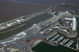 Triton Knoll signs new port lease with ABO at Grimsby's Royal Dock