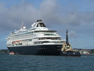 Port of Milford Haven prepares for busy cruise season