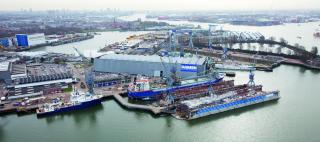 Damen and AEC Maritime join forces for scrubber solutions