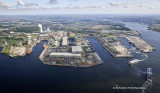 Fluxys and Novatek take a new step for mid-scale LNG storage terminal in the port of Rostock, Germany