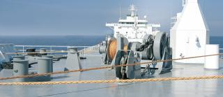 MacGregor Wins Orders for Pusnes Deck Machinery