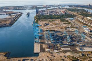 APM Terminals celebrates its first year of working at Lázaro Cárdenas, Mexico (Video)