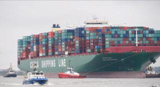 Update: Second salvage attempt of CSCL Indian Ocean failed (Video)