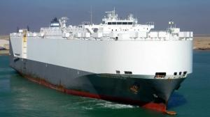 Fire on the Vehicle Carrier vessel Alliance Norfolk
