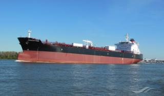 Philly Shipyard Delivers Fourth and Final Product Tanker to Kinder Morgan