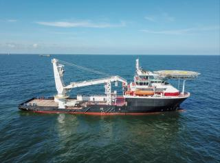 SCHOTTEL propulsion systems for IMR vessel Paul Candies