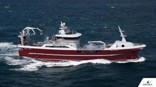 Wärtsilä ship design chosen for state-of-the-art fishing vessel