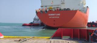 Bangladesh's Second LNG Terminal Commissioned