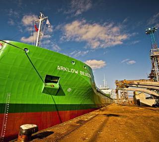 DFT Stats: Port Of Ipswich - UK's Leading Export Port For Agricultural Products in 2015