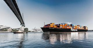 Hapag-Lloyd plans 20 percent reduction in CO2 emissions by 2020
