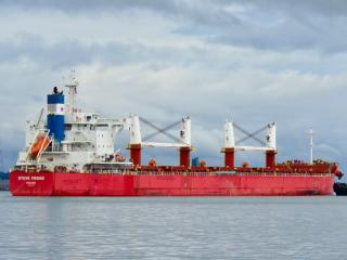 Wilhelmsen Ship Management awarded two supramaxes from Stove Shipping AS