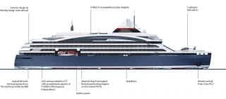 VARD to build the first electric hybrid cruise icebreaker with LNG propulsion for Ponant